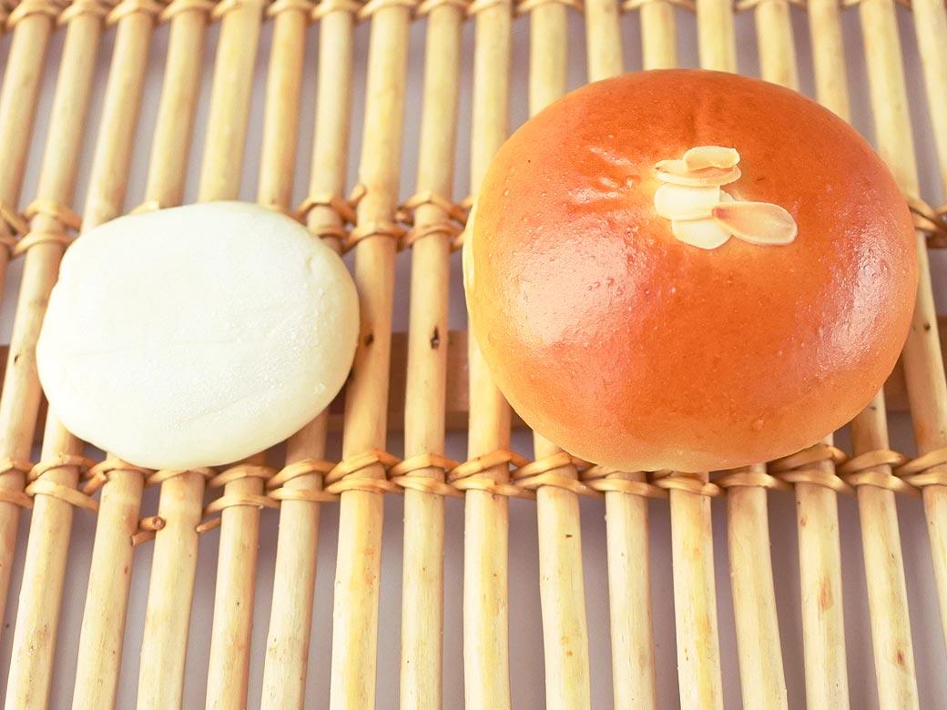 菓子パン平生地